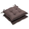 <strong>Forsyth Wrought Iron Seat Cushion (Set of 2)</strong> by Pillow Perfect