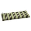 Pillow Perfect Lyndhurst Bench Cushion