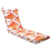 Pillow Perfect Fish Chaise Lounge Cushion