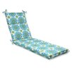 Pillow Perfect Suzani Chaise Lounge Cushion