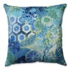 Pillow Perfect Windflower Throw Pillow