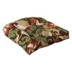 Pillow Perfect Outdoor Wicker Chair Cushion (Set of 2)