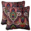 Pillow Perfect Marapi Corded Throw Pillow (Set of 2)