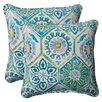 Summer Breeze Corded Throw Pillow