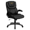 <strong>Personalized High-Back Leather Executive Office Chair</strong> by Flash Furniture