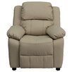 <strong>Contemporary Kids Deluxe Recliner</strong> by Flash Furniture