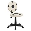 <strong>Soccer Mid Back Kid's Desk Chair</strong> by Flash Furniture