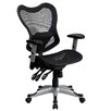 Flash Furniture Mid Back Mesh Chair with Triple Paddle Control