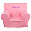 Flash Furniture Personalized Kids Club Chair