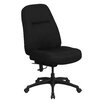 <strong>Hercules Series High-Back Big and Tall Fabric Office Chair with Ext...</strong> by Flash Furniture