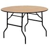 <strong>Round Folding Table</strong> by Flash Furniture
