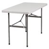 "Flash Furniture 48"" Rectangular Folding Table"