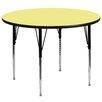 "Flash Furniture 60"" Round Classroom Table"