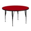 "Flash Furniture 48"" Round Classroom Table"
