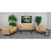 Flash Furniture Hercules Lesley Series Reception Set