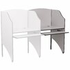 <strong>Add On Study Carrel Desk</strong> by Flash Furniture