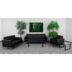Flash Furniture Hercules Lacey Series Reception Set