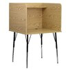 <strong>Study Carrel Desk</strong> by Flash Furniture