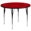 <strong>Round Activity Table</strong> by Flash Furniture