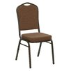 <strong>Flash Furniture</strong> Hercules Series Crown Back Stacking Banquet Chair with 2.5'' Thick Seat