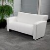 <strong>Hercules Majesty Series Leather Love Seat</strong> by Flash Furniture