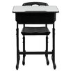 <strong>2 Piece Student Desk and Chair Set</strong> by Flash Furniture