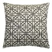 Mastercraft Fabrics Trellis Indoor/Outdoor Square Throw Pillow