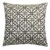 Mastercraft Fabrics Trellis Indoor and Outdoor Square Pillow