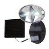 Cooper Lighting All-Pro Solar 180 Degree Motion LED Flood Light