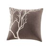 "Terra 18"" Decorative Pillow in Khaki"