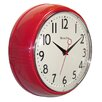 "Westclox 9.5"" Deep Wall Clock"
