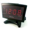 Westclox Plasma LED Alarm Clock
