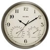 "Westclox Big Ben 12"" Indoor Outdoor Wall Clock"