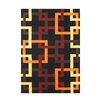 Alliyah Rugs Multicolor Area Rug