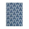 Alliyah Rugs Blue Area Rug