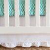 Oliver B Flat Panel Crib Skirt