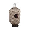 Antique Revival Chinese Lucky Lantern Figurine