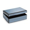 American Atelier Smoke Jewelry Box with Beads