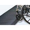 NYOrtho Beveled 3-Ply Vinyl Bedside Mat in Navy