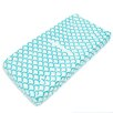 American Baby Company Heavenly Soft Chenille Contoured Changing Table Cover
