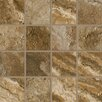 "Marazzi Archaeology 3"" x 3"" ColorBody Porcelain Stoneware Glazed Mosaic in Chaco Canyon"