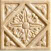 "<strong>Marazzi</strong> Romancing the Stone 2"" x 2"" Compressed Stone Diamond Insert in Ivory"