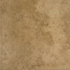 "Marazzi Stone Age 18"" x 18"" Glazed Ceramic Field Tile in Lost Sea"