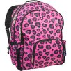 <strong>Wildkin</strong> Solid Colors Leopard Straight-Up Macropak Backpack