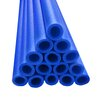 <strong>Upper Bounce</strong> 3.67' Trampoline Pole Foam Sleeves (Set of 16)