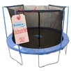 <strong>14' Trampoline Enclosure Safety Net Fits For 14 FT. Round Frames Us...</strong> by Upper Bounce