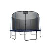 Upper Bounce 14' Replacement Safety Trampoline Net Using 6 Poles