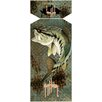 Fiberbuilt Guy Harvey Bass Camo Sea Towel
