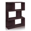Way Basics Way Basics Eco Madison Bookcase, Room Divider and Storage Shelf