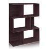 Way Basics Way Basics Eco Madison Bookcase, Room Divider and Storage Shelf